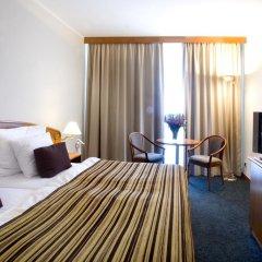 Отель Plaza Prague 4* Стандартный номер фото 4