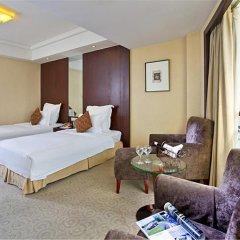 Отель Hangzhou Hua Chen International 4* Стандартный номер с различными типами кроватей фото 8