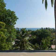 Отель Villa In Paradise Унаватуна пляж