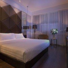 Orange Hotel Select Luohu Shenzhen 4* Номер Делюкс