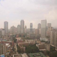 Отель Guangzhou City Inn Hotel Beijing Road Китай, Гуанчжоу - отзывы, цены и фото номеров - забронировать отель Guangzhou City Inn Hotel Beijing Road онлайн балкон