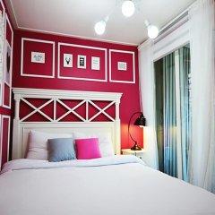 Отель Han River Guesthouse 2* Студия с различными типами кроватей фото 14