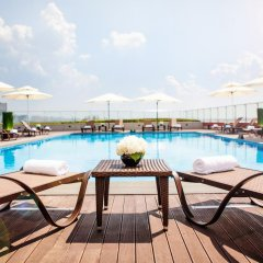Отель The MVL Goyang бассейн фото 2