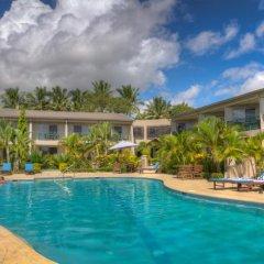 Tanoa Waterfront Hotel бассейн фото 3