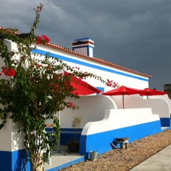 Отель Casas Do Sal Алкасер-ду-Сал бассейн