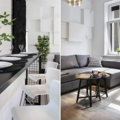 Апартаменты RJ Apartments Dejw комната для гостей