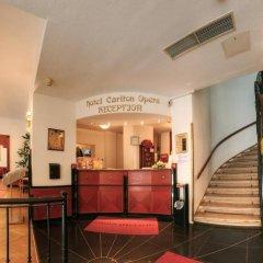 Отель Carlton Opera интерьер отеля фото 2