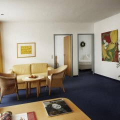 Apartment-Hotel Schaffenrath Зальцбург комната для гостей фото 2
