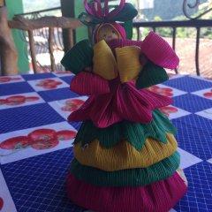 Hotel Cuna Maya Копан-Руинас детские мероприятия