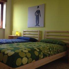 Отель Casa Vacanze Salerno Понтеканьяно комната для гостей фото 2