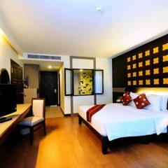 Crystal Palace Hotel 4* Номер Делюкс с различными типами кроватей фото 8