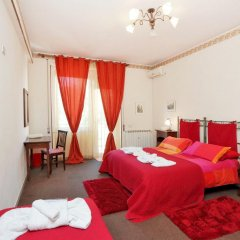 Отель Appartaments Marrucini Италия, Рим - отзывы, цены и фото номеров - забронировать отель Appartaments Marrucini онлайн комната для гостей фото 4