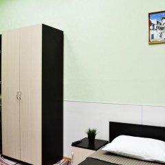 Гостиница Пафос на Таганке Номер Комфорт с двуспальной кроватью