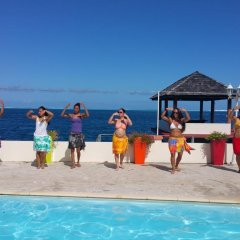 Отель Hitimoana Villa Tahiti фитнесс-зал