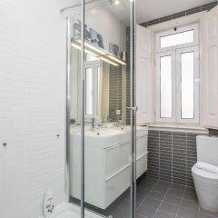 Отель Delightful Lisbon City Apartment Португалия, Лиссабон - отзывы, цены и фото номеров - забронировать отель Delightful Lisbon City Apartment онлайн ванная фото 2