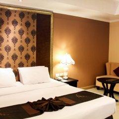 Отель FuramaXclusive Sukhumvit 4* Номер Делюкс с двуспальной кроватью фото 18