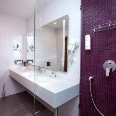 Best Western PLUS Centre Hotel (бывшая гостиница Октябрьская Лиговский корпус) 4* Стандартный номер двуспальная кровать фото 15