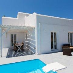 Отель Naxian Utopia Luxury Villas & Suites 3* Люкс с различными типами кроватей фото 14
