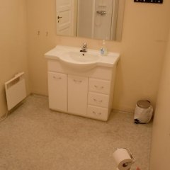 Отель Lillesand Apartment Норвегия, Лилльсанд - отзывы, цены и фото номеров - забронировать отель Lillesand Apartment онлайн ванная