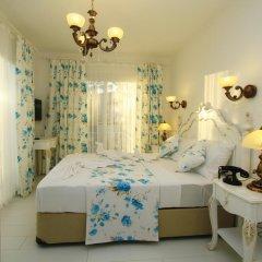 Dantela Butik Hotel Чешме комната для гостей