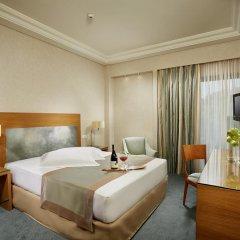 Отель Rodos Park Suites & Spa 4* Стандартный номер с двуспальной кроватью