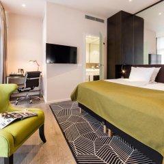 Отель Holiday Inn Dresden - Am Zwinger 4* Стандартный номер с различными типами кроватей фото 5