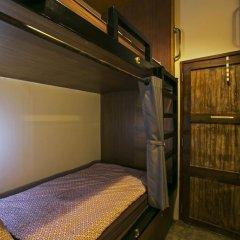 Отель Rachanatda Homestel 2* Кровать в общем номере с двухъярусной кроватью фото 4