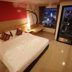 Отель Memo Suite Pattaya Номер Делюкс фото 3