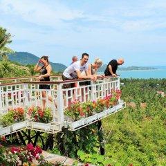 Отель Siva Buri Resort пляж