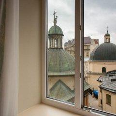 Гостиница Lviv hollidays Galytska комната для гостей фото 4
