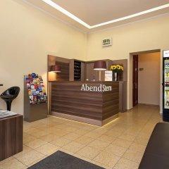 Отель ABENDSTERN Берлин интерьер отеля