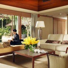 Отель Sofitel Singapore Sentosa Resort & Spa 5* Вилла с различными типами кроватей фото 10