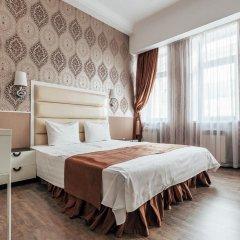 Гостиница Британика Стандартный номер двуспальная кровать фото 5