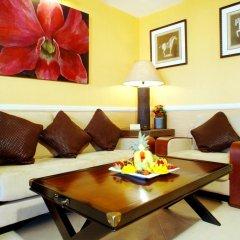 Gran Hotel Guadalpín Banus 5* Улучшенный номер с различными типами кроватей фото 2