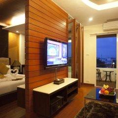 Отель Suvarnabhumi Suite 4* Люкс фото 8