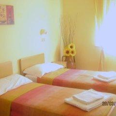Hotel Carmen Viserba Стандартный номер двуспальная кровать