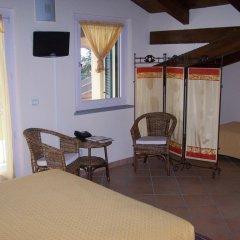 Hotel Ristorante La Torretta 2* Стандартный номер фото 5