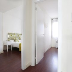 Отель Hva Augusta Garden Apartments Испания, Барселона - отзывы, цены и фото номеров - забронировать отель Hva Augusta Garden Apartments онлайн комната для гостей фото 3