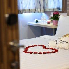 Отель Ibis Budget Singapore Crystal 2* Улучшенный номер с различными типами кроватей фото 9