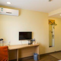 Отель Home Inn Shanghai JInqiao Boxing Road Metro Station удобства в номере