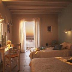 Porto Mykonos Hotel 3* Стандартный номер с различными типами кроватей