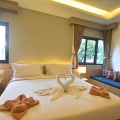 Отель Simple Life Cliff View Resort 3* Улучшенный номер с различными типами кроватей фото 3