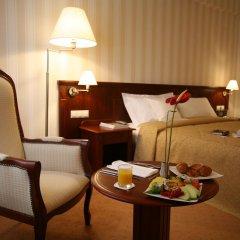 Ramada Hotel & Suites Bucharest North 4* Номер Делюкс с различными типами кроватей фото 2