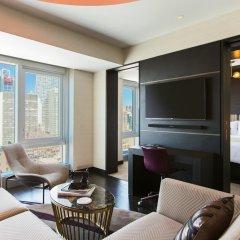 Renaissance New York Midtown Hotel 4* Стандартный номер с различными типами кроватей фото 3