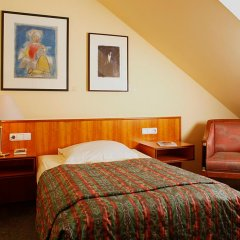 Galerie Hotel Leipziger Hof 3* Стандартный номер с различными типами кроватей