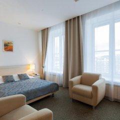 Гостиница Визави 3* Стандартный номер двуспальная кровать
