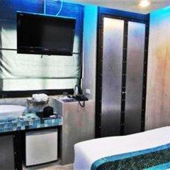 Отель BLUTIQUE Бангкок ванная