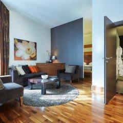 GLO Hotel Helsinki Kluuvi 4* Люкс с различными типами кроватей фото 5