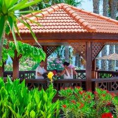 Отель Cavo Maris Beach фитнесс-зал фото 3