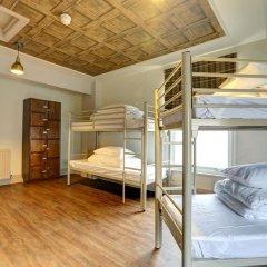 Отель Publove @ Exmouth Arms Euston 2* Кровать в женском общем номере с двухъярусной кроватью фото 2